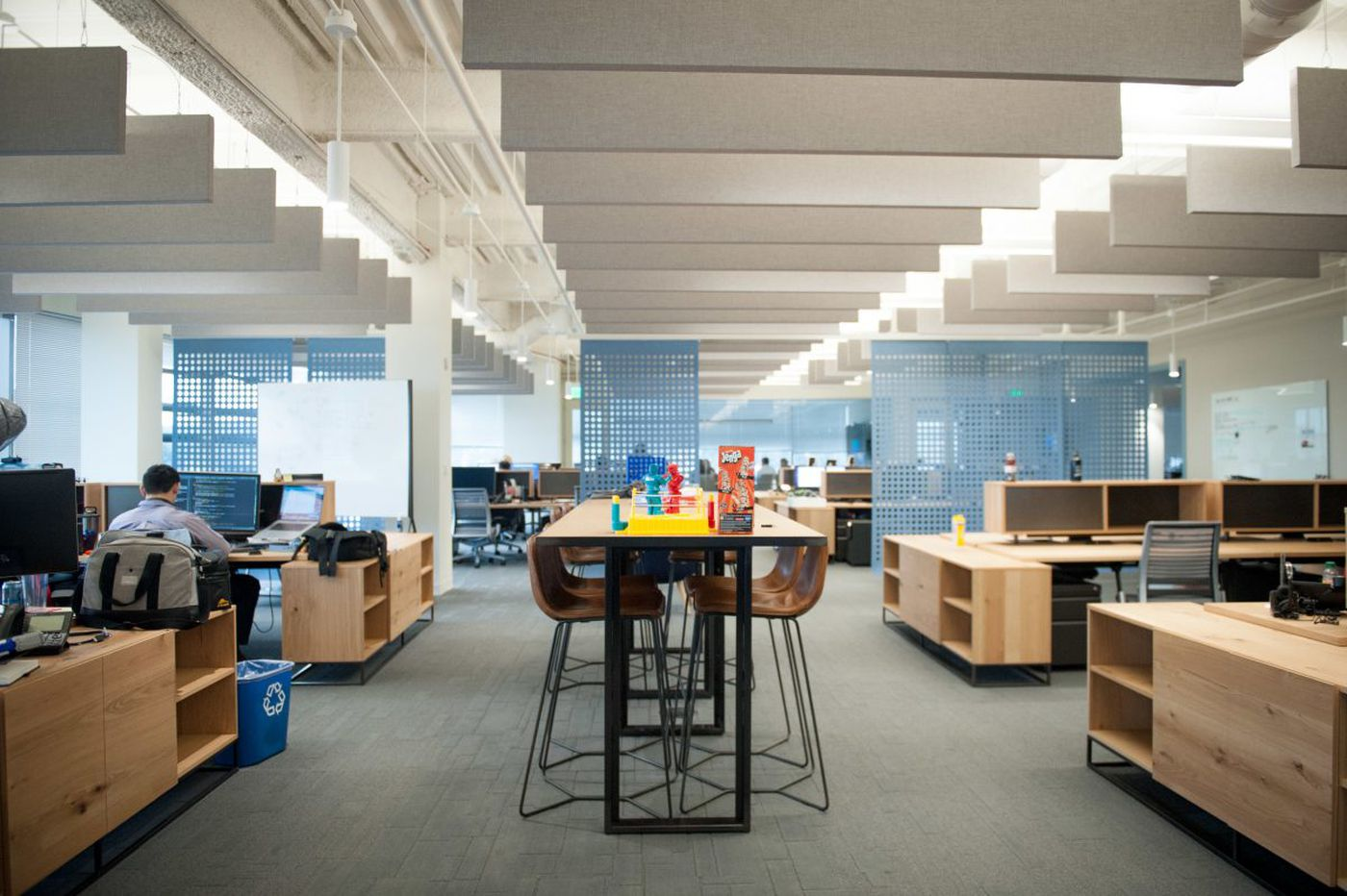 CardConnect's CEO Jeffrey Shanahan talks about creating an office space that 'feels like Silicon Valley in the Delaware Valley'