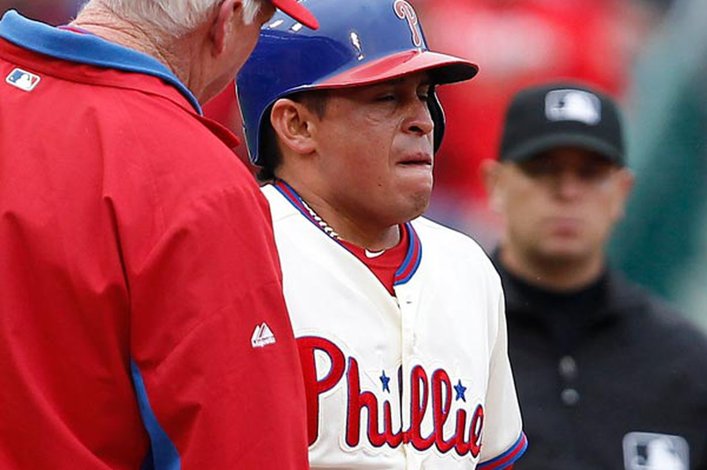 Phillies Notes: Carlos Ruiz happy with rehab progress