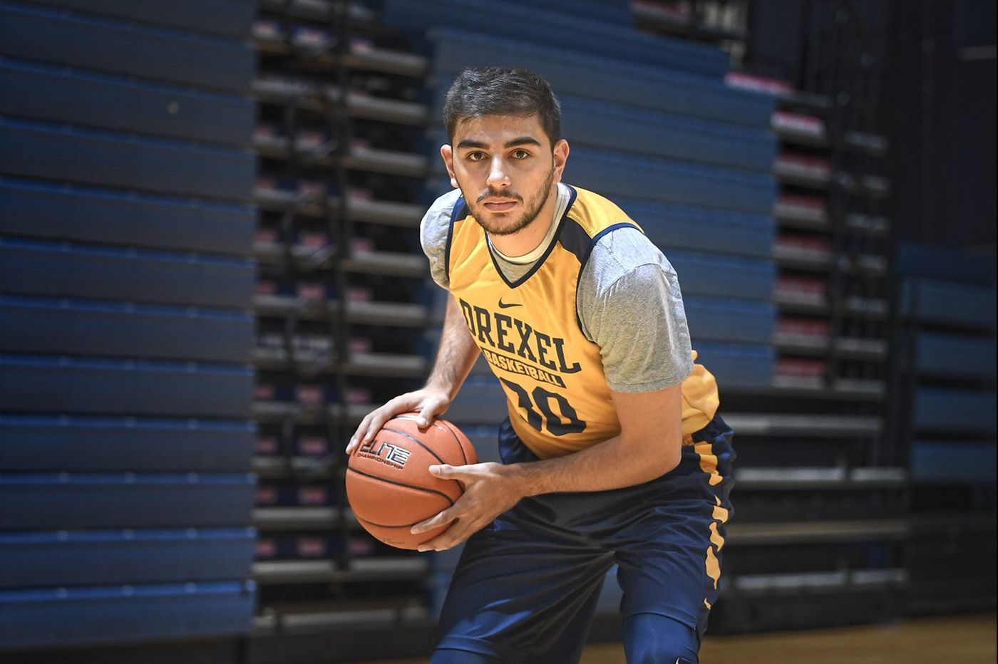 Turkey native Alihan Demir is feeling at home at Drexel and in Philadelphia | Season preview