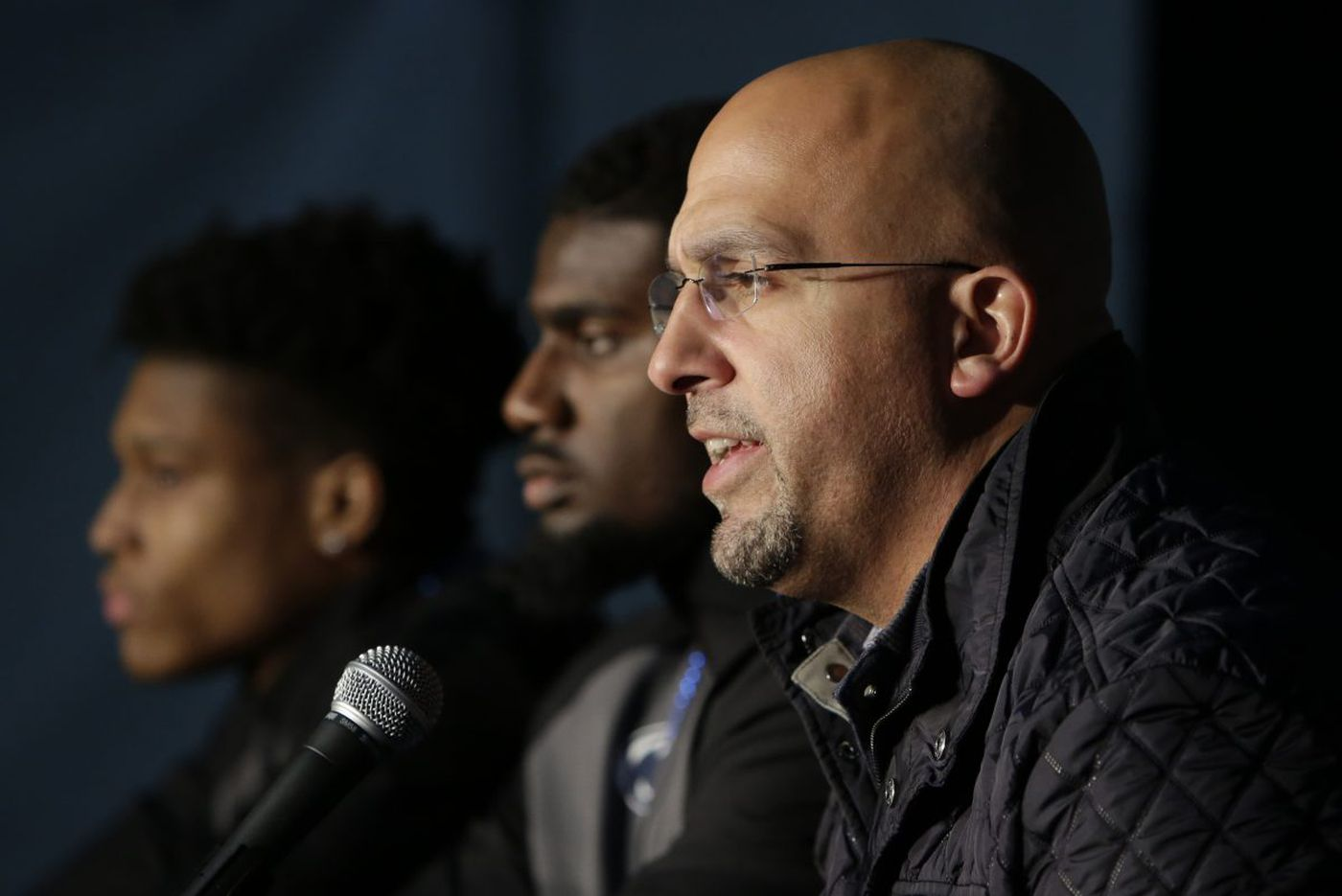 James Franklin wants a Fiesta Bowl win to cap Penn State seniors' careers