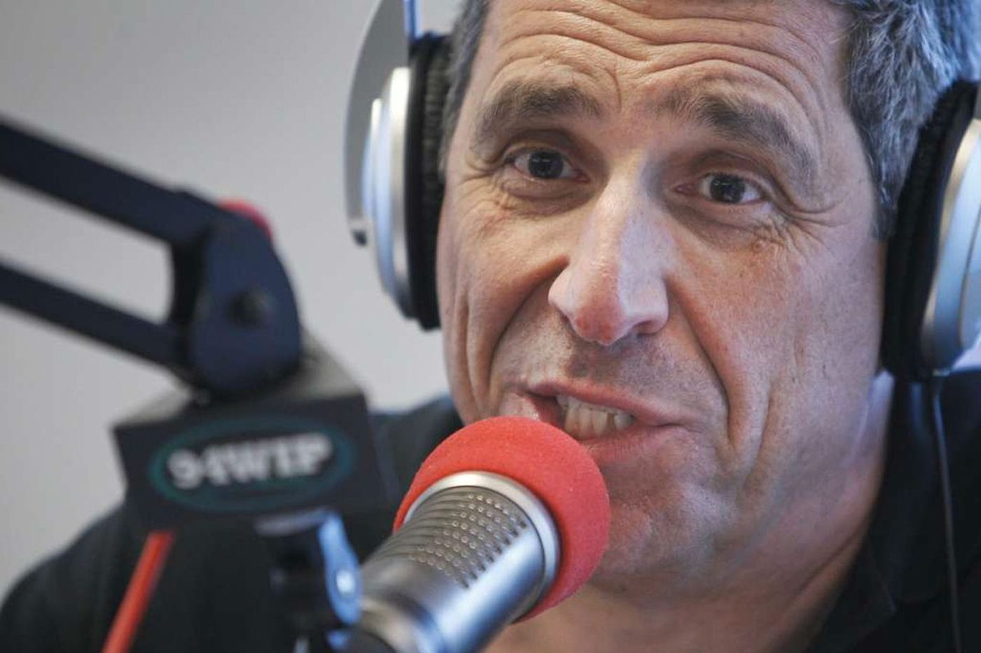 Angelo Cataldi remains off WIP: 'I've had the 10 worst days of my life'