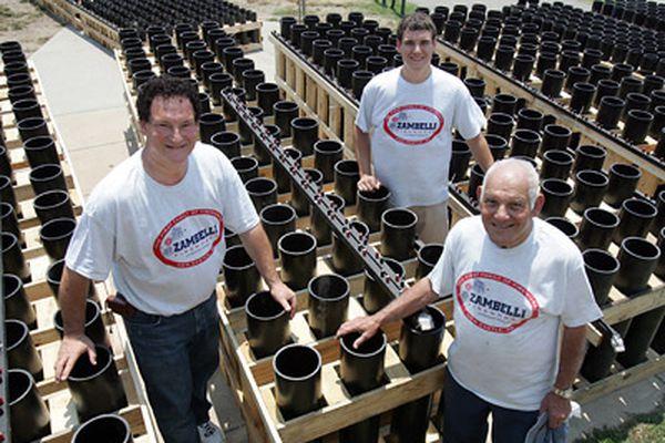 Pa. company works to make fireworks greener