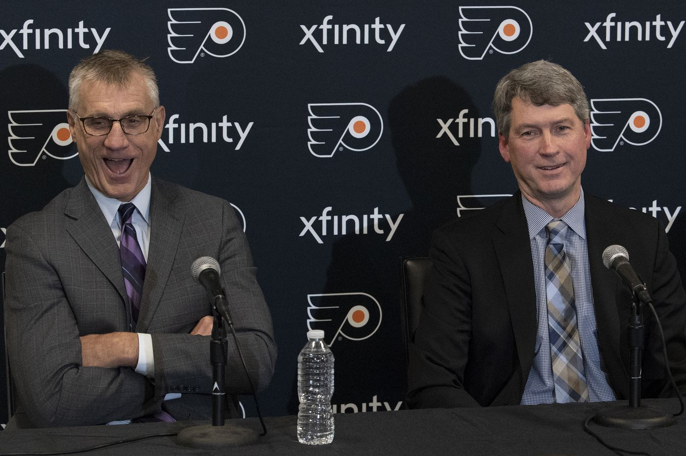 New Flyers general manager Chuck Fletcher put in difficult spot as he looks for midseason trades | Sam Carchidi