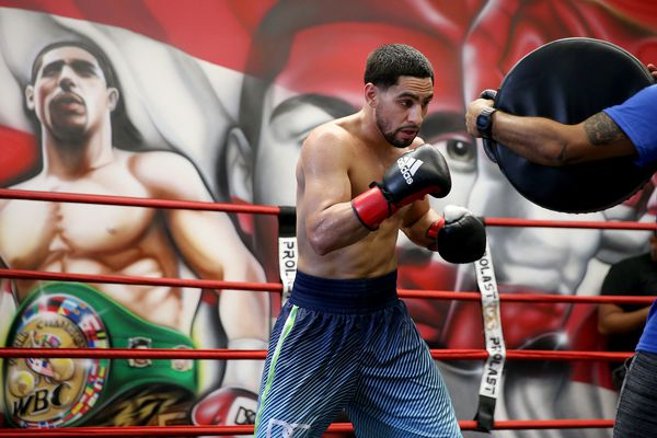 After TKO win, Philly's Danny Garcia wants Manny Pacquiao next