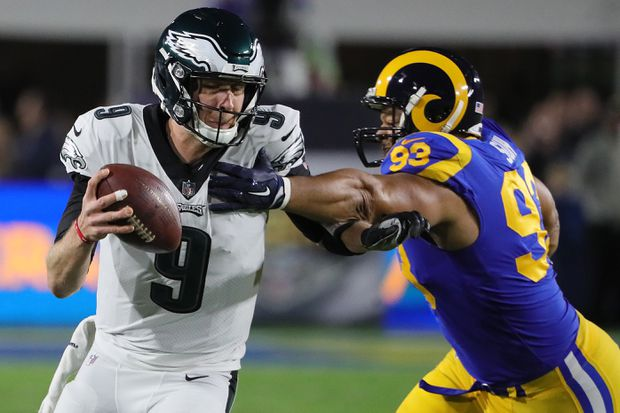 Saint Nick arrives just in time: Eagles bask in that Foles magic again | Marcus Hayes