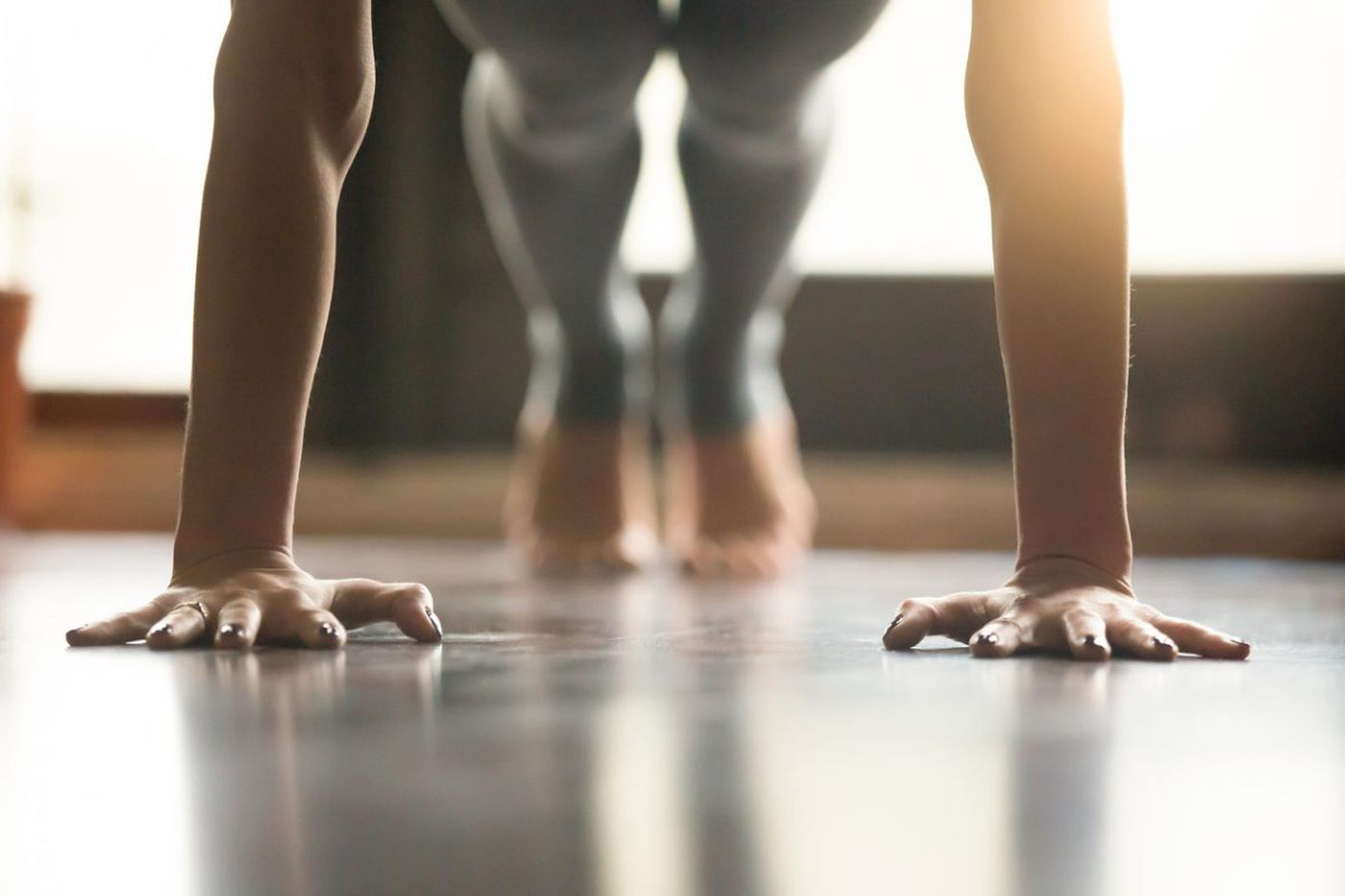 How to protect your wrists during yoga practice