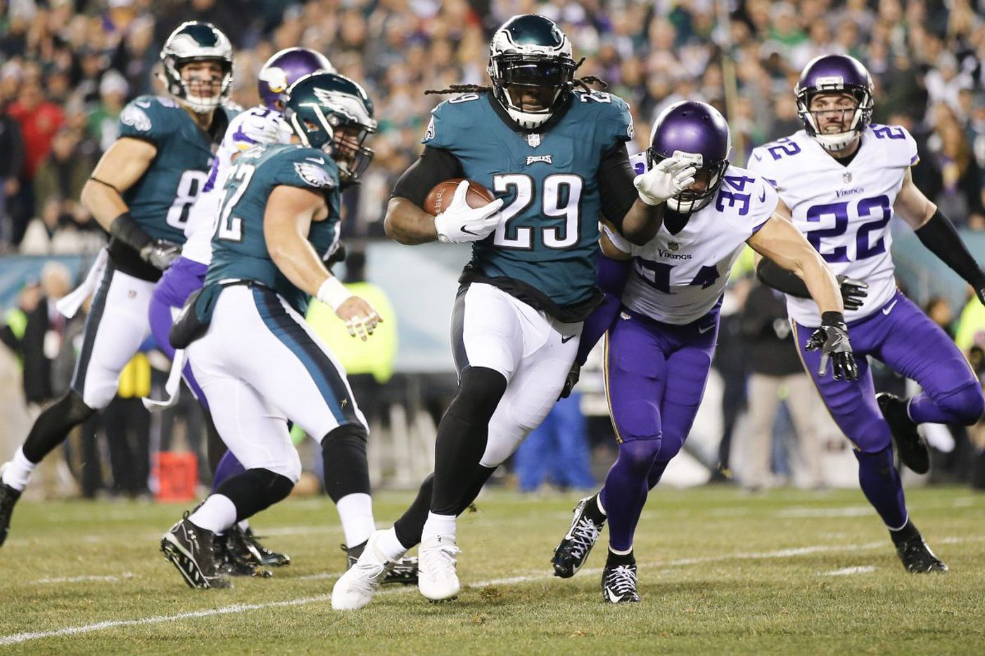 Eagles roster: Breaking down each Super Bowl contributor
