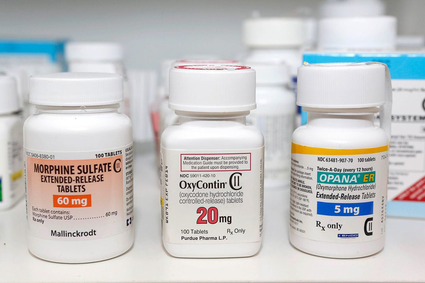 Commentary: Opioid approvals should protect public health