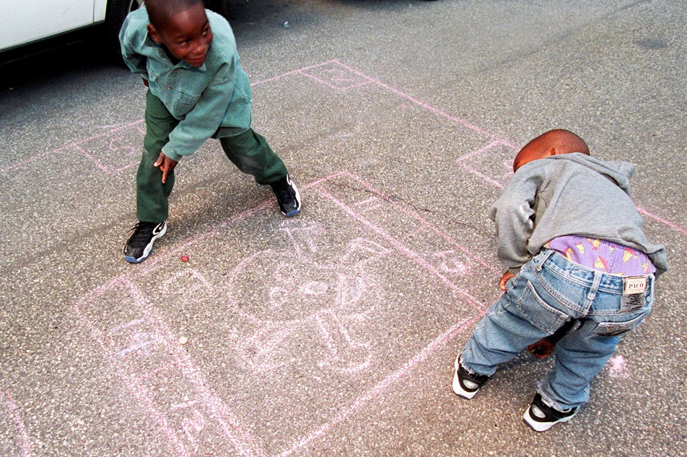 What the heck is buck buck? 8 forgotten Philly street games explained, sort of.