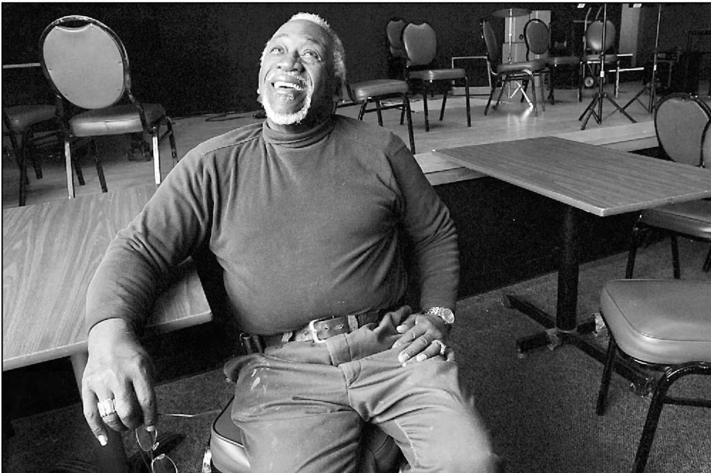 Don Gardner, 87, rhythm-and-blues great and head of the Philadelphia Clef Club