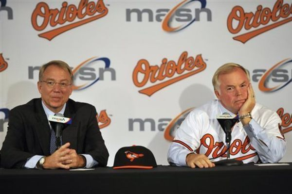Phillies president Andy MacPhail's familiarity with Buck Showalter, Joe Girardi, Dusty Baker should play big role in managerial decision | Scott Lauber