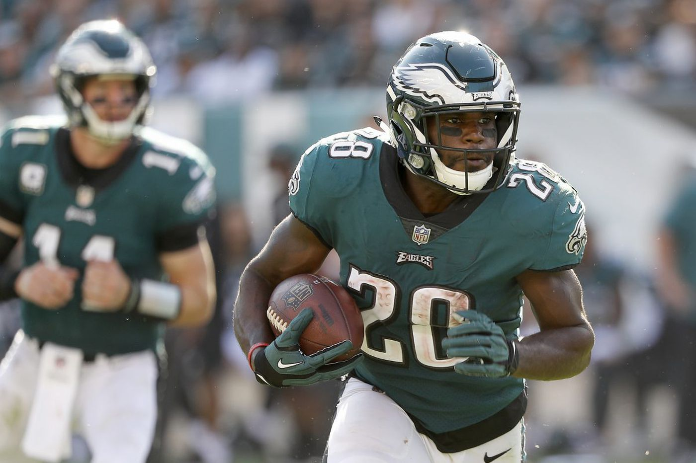 Can Wendell Smallwood be Eagles' answer at running back? | Early Birds