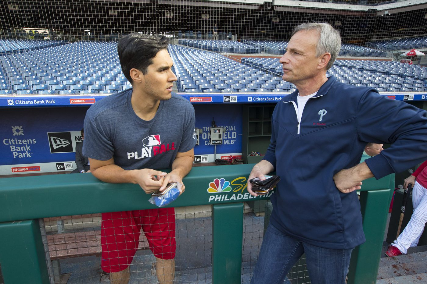The Phillies are building strong ties to Latin America, on and off the field | Part 1