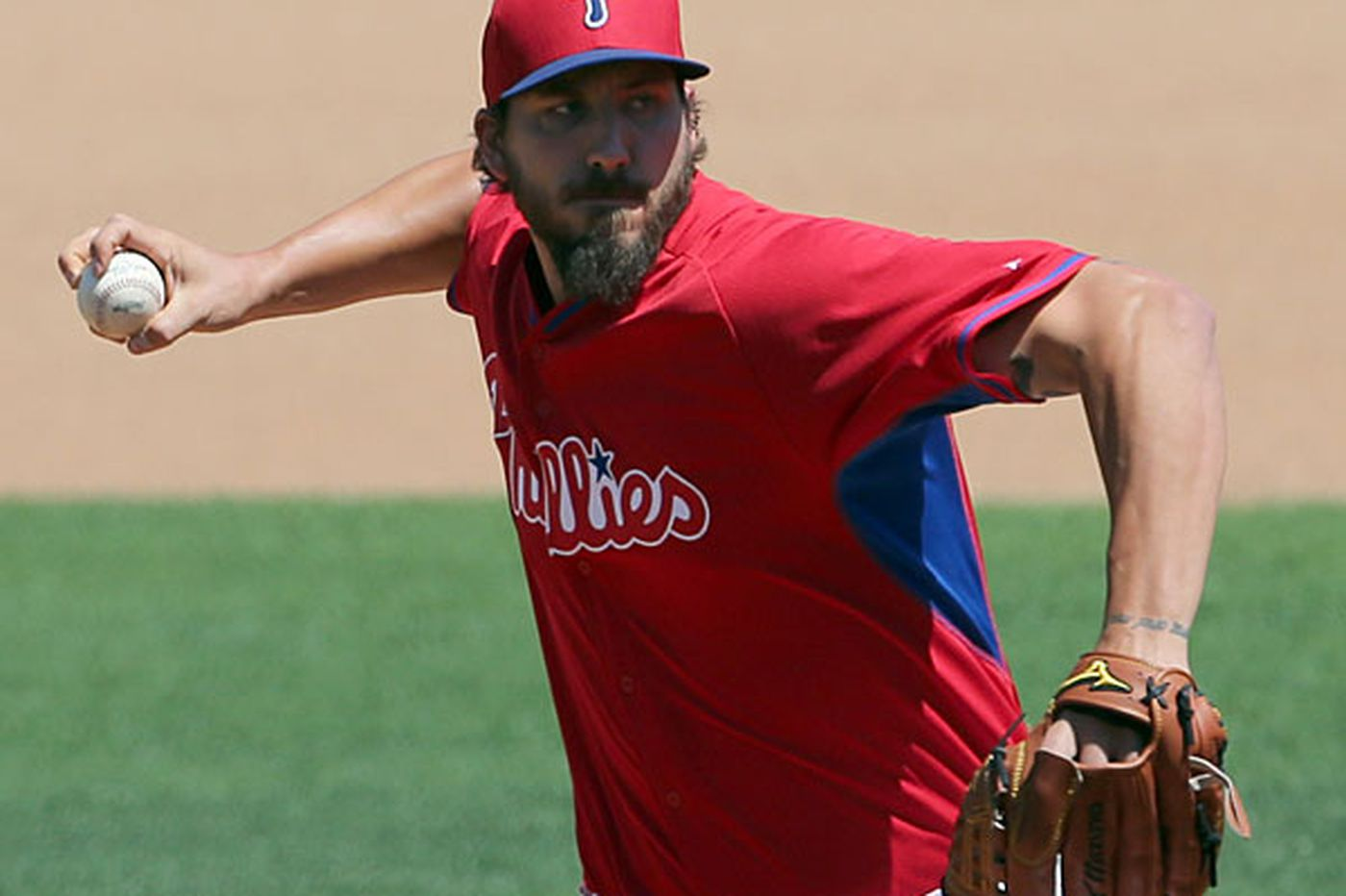 Phillies' bullpen answers not in minors