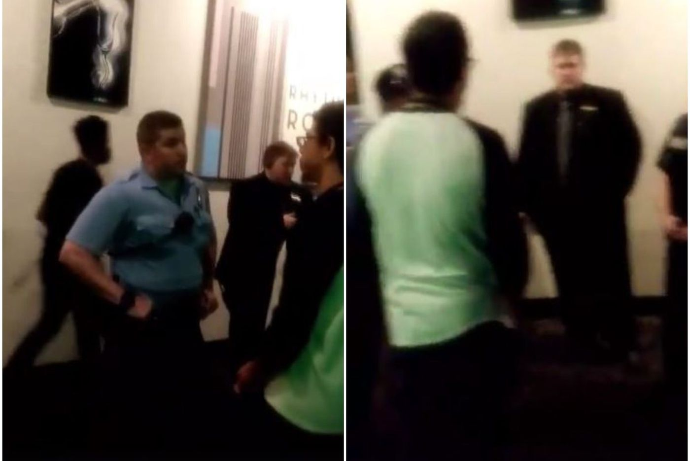 Black parents question why police were called on them at movie theater in West Philadelphia