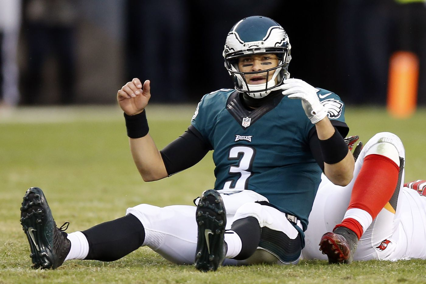 Ex-Eagles quarterback Mark Sanchez signs with Redskins