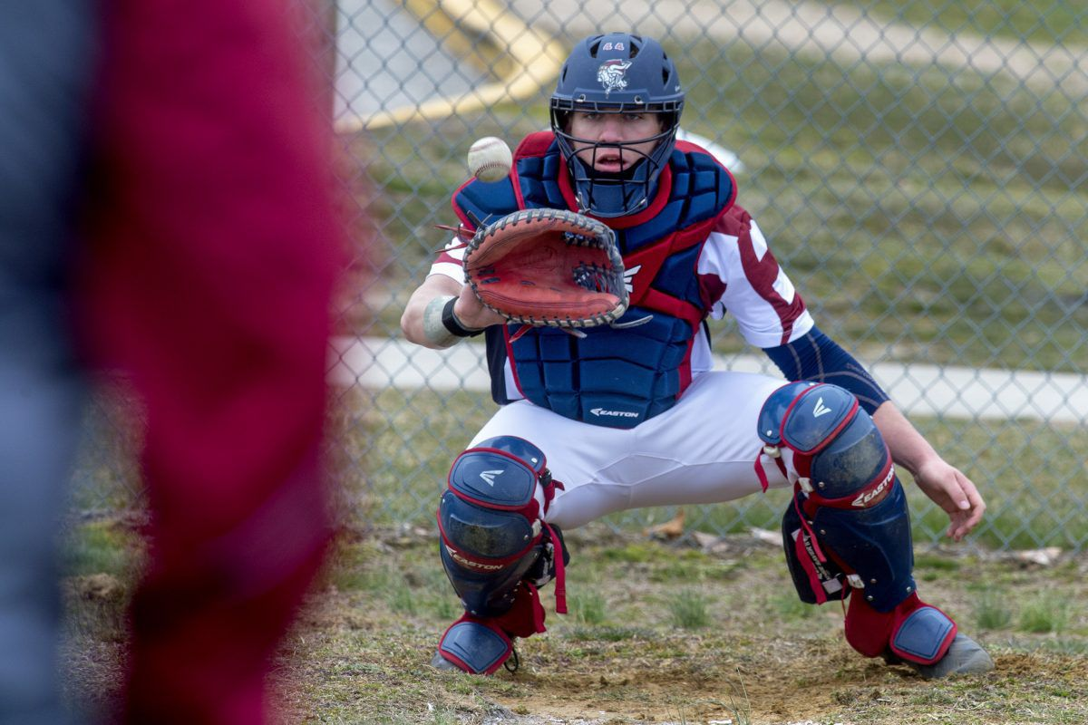 b9ae3a68fcf Thursday s South Jersey roundup  Dylan Stezzi s four RBIs lead Eastern  baseball over Washington Township
