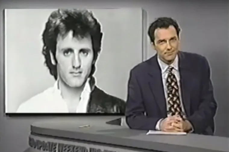"""Norm MacDonald, who died Tuesday of cancer at 61, used to regularly mock Frank Stallone - the brother of actor Sylvester Stallone - when he hosted """"Weekend Update"""" on """"Saturday Night Live."""""""