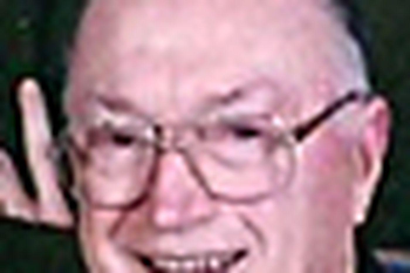 Donald M. Stonestrom, 88, engineering executive