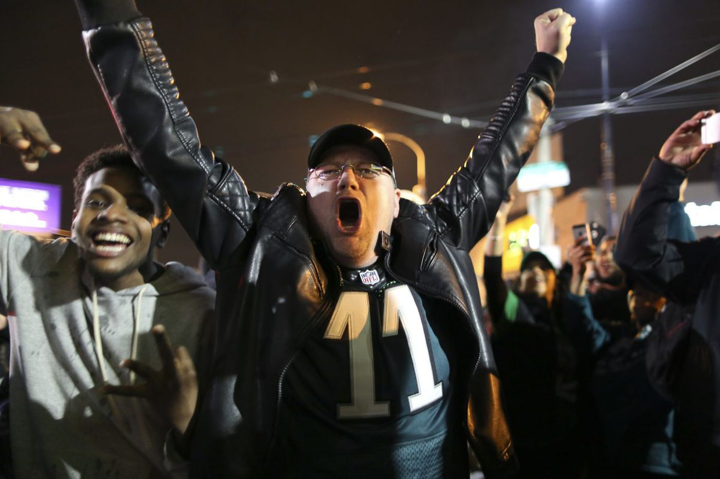 Philadelphia Orchestra is holding a contest to let an Eagles fan conduct the fight song before the Super Bowl