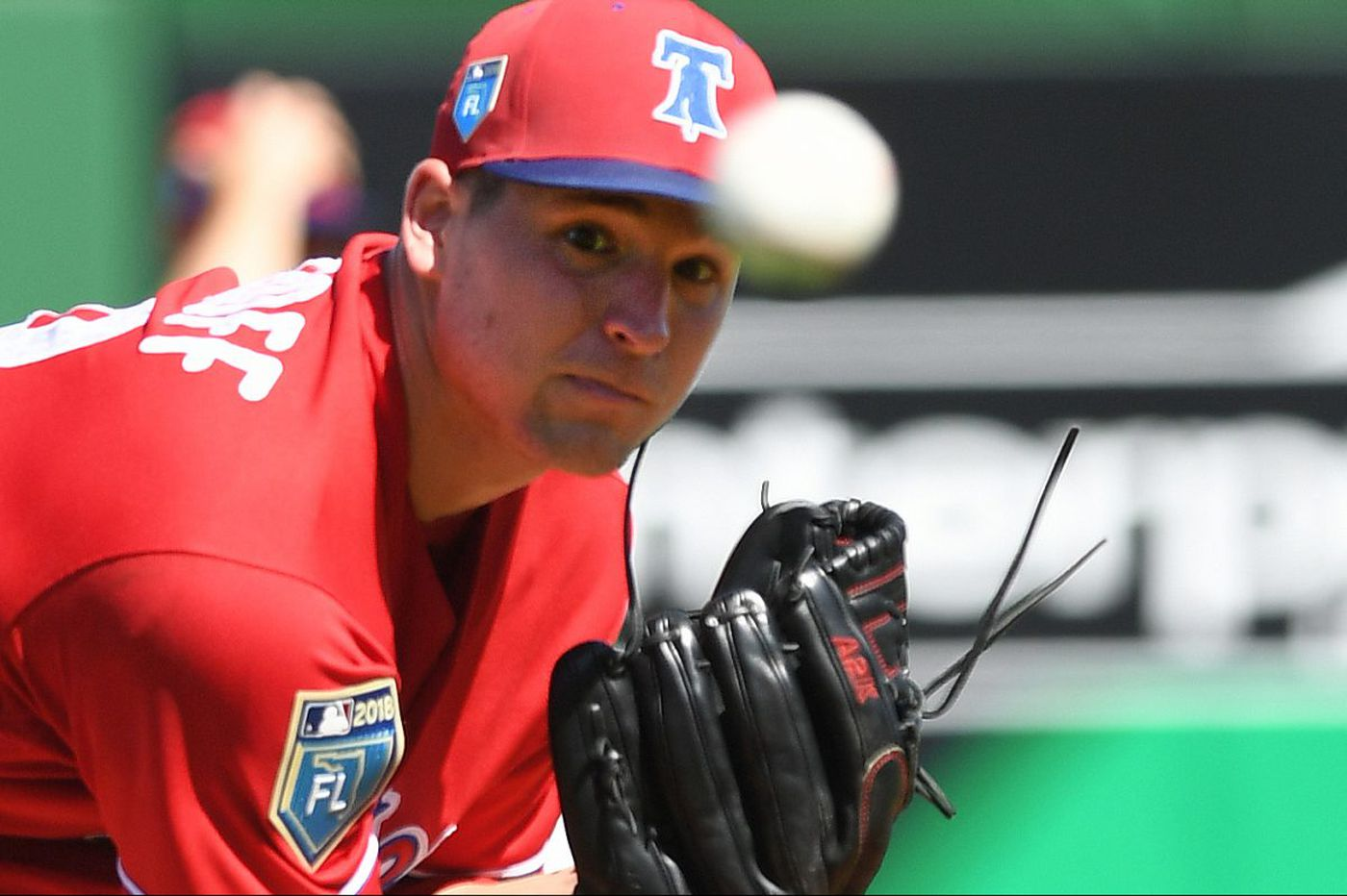 Phillies blank University of Tampa as the spring games begin