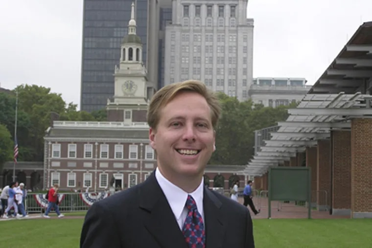 """""""This is not a normal agreement spelling out things you'd expect to be confidential,"""" says Jon Bari, owner of the Constitutional Walking Tour of Philadelphia, of his negotiations with the Independence Visitor Center to set up a kiosk there. """"It's a muzzle."""""""
