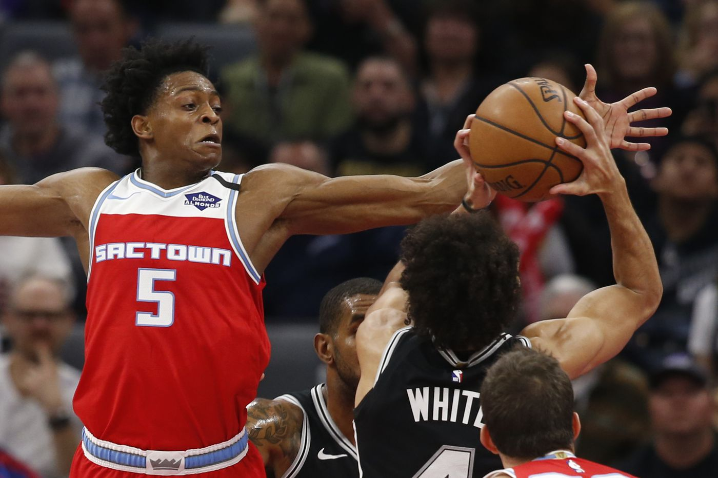 Hot Sacramento Kings another tough road test for banged-up Sixers