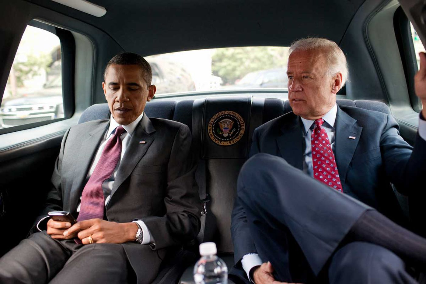 The Obama-Biden bond is among the strongest in White House history