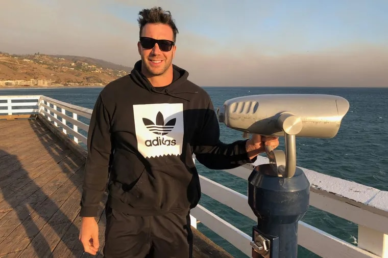 Connor Barwin will always have ties to Philadelphia from his time with the Eagles and through his charity work, but he admits that he has taken a liking to life in California.