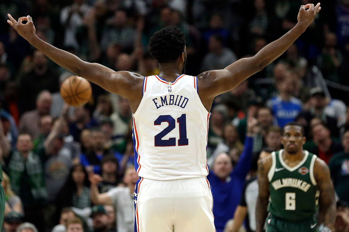Sixers podcast: Statement win over the Bucks, Joel Embiid's load management, travel-day flow