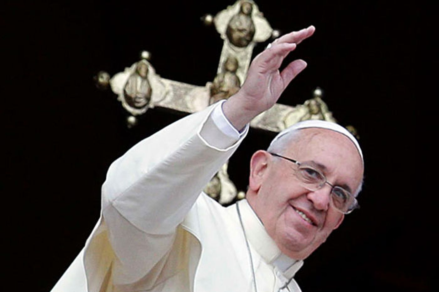 Pope prays for peace, people everywhere