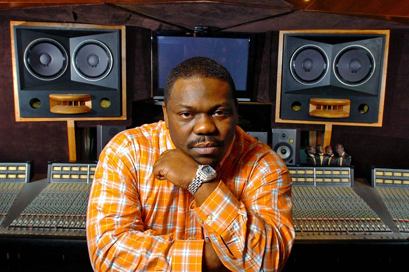 b87b7142129 Police  Rapper Beanie Sigel was in  wrong place