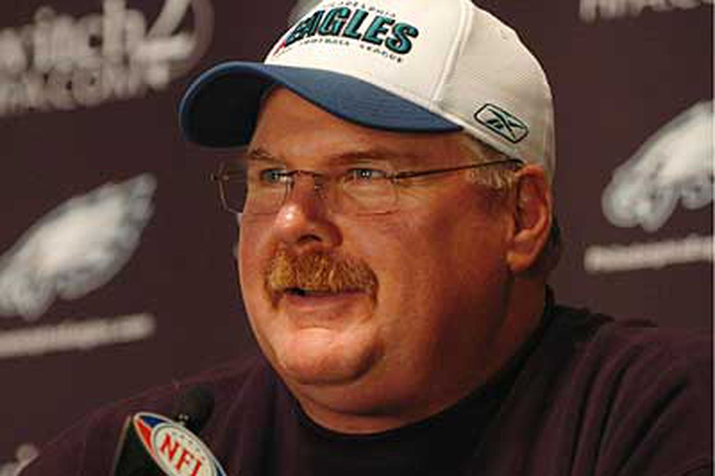 Andy Reid receives three-year extension
