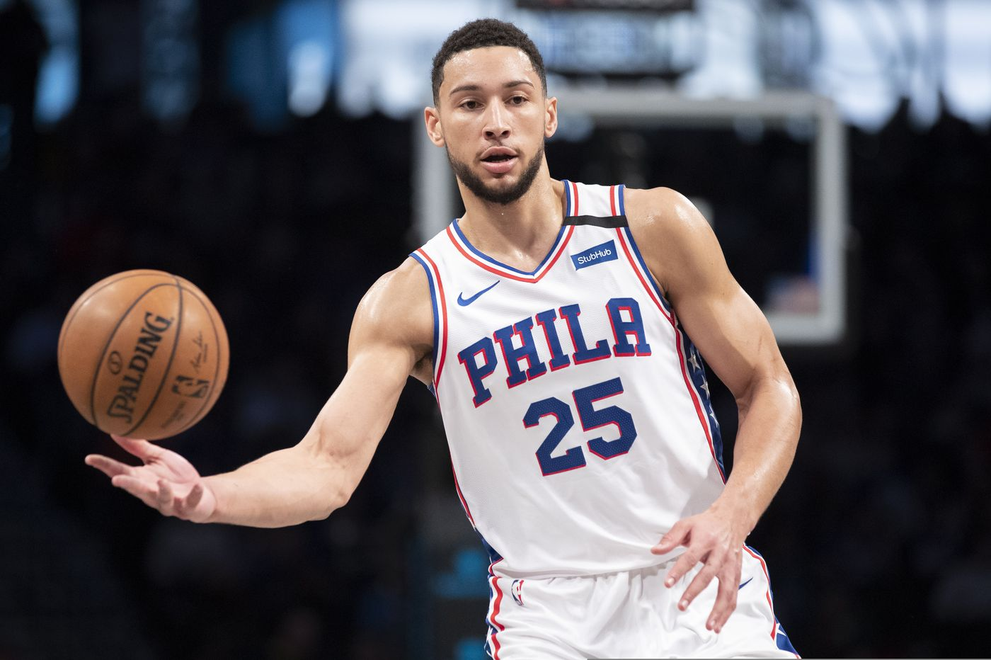 Ben Simmons shows no hesitation in stellar play during Sixers' 90-83 win over Memphis Grizzlies