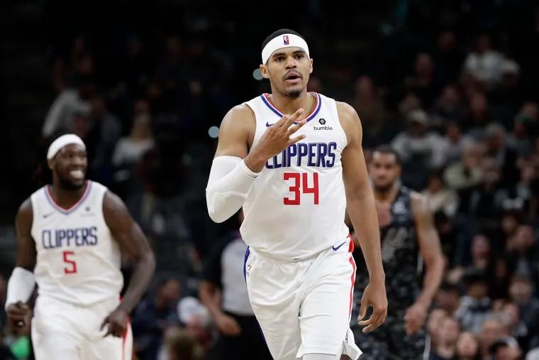 Tobias Harris makes the Sixers better, but the bench thinner.