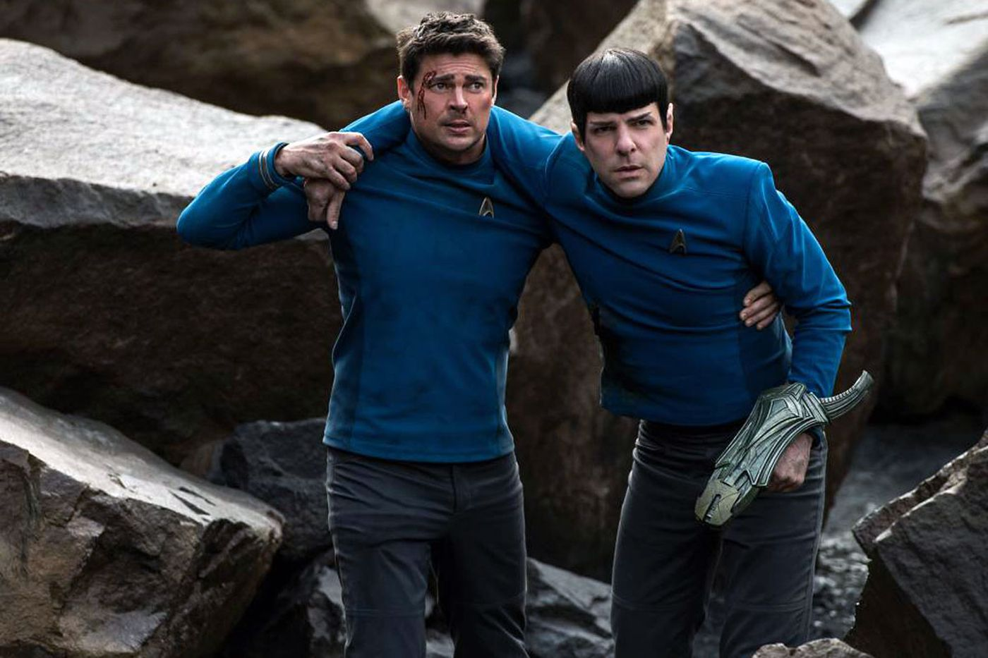 Creator of 'Star Trek' fan film to square off in court against CBS and Paramount
