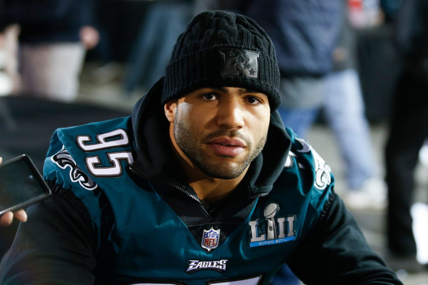 'It's going to be so dope': Eagles linebacker Mychal Kendricks to join NBC's Flyers broadcast