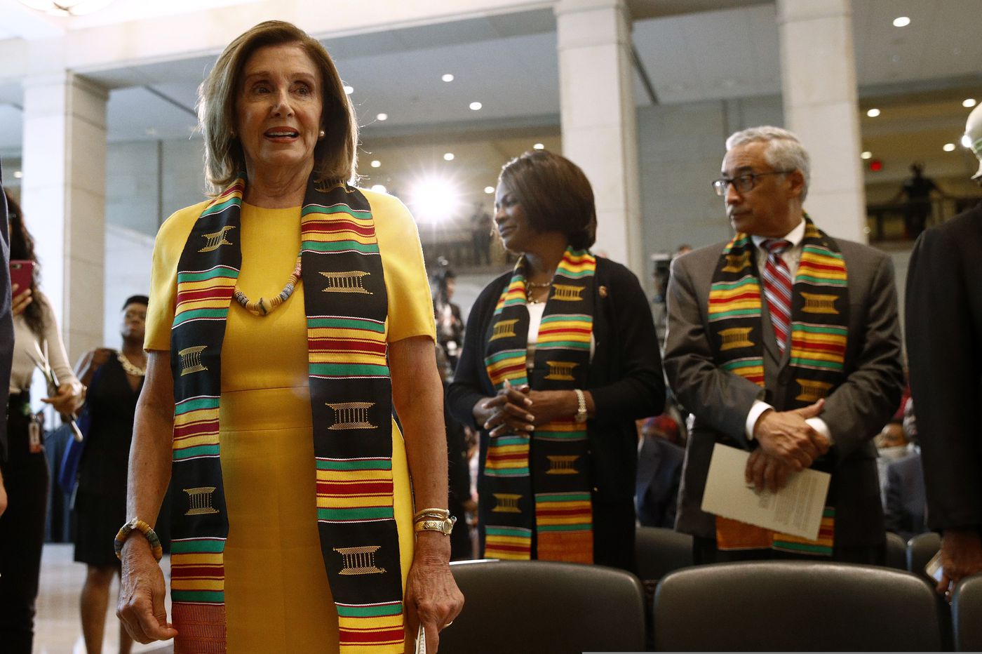 Congress marks 400th anniversary of slaves arriving in US