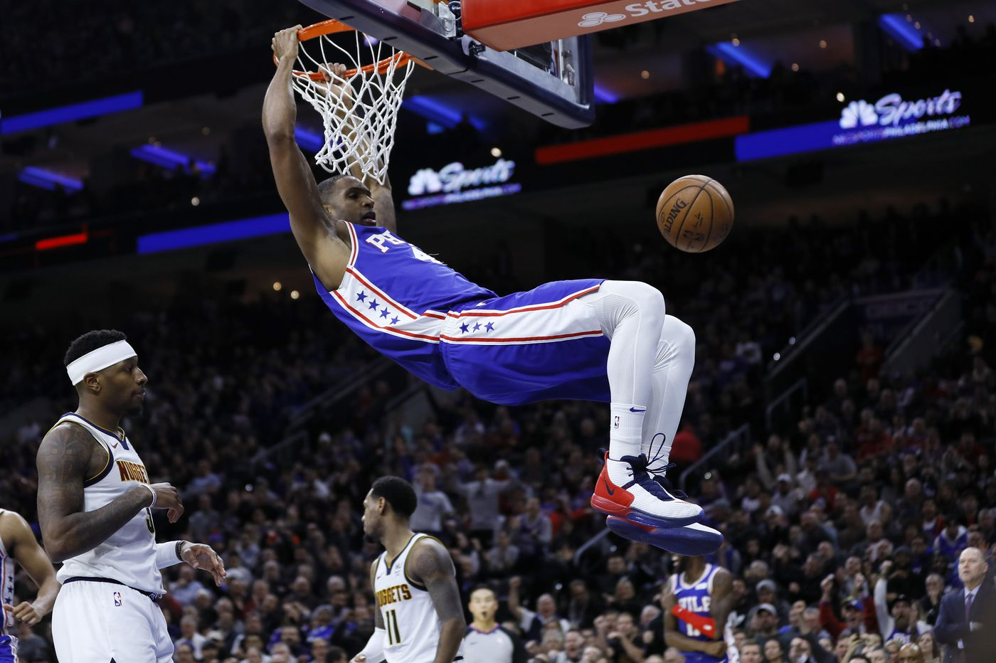 Al Horford out for Sixers in return to Boston