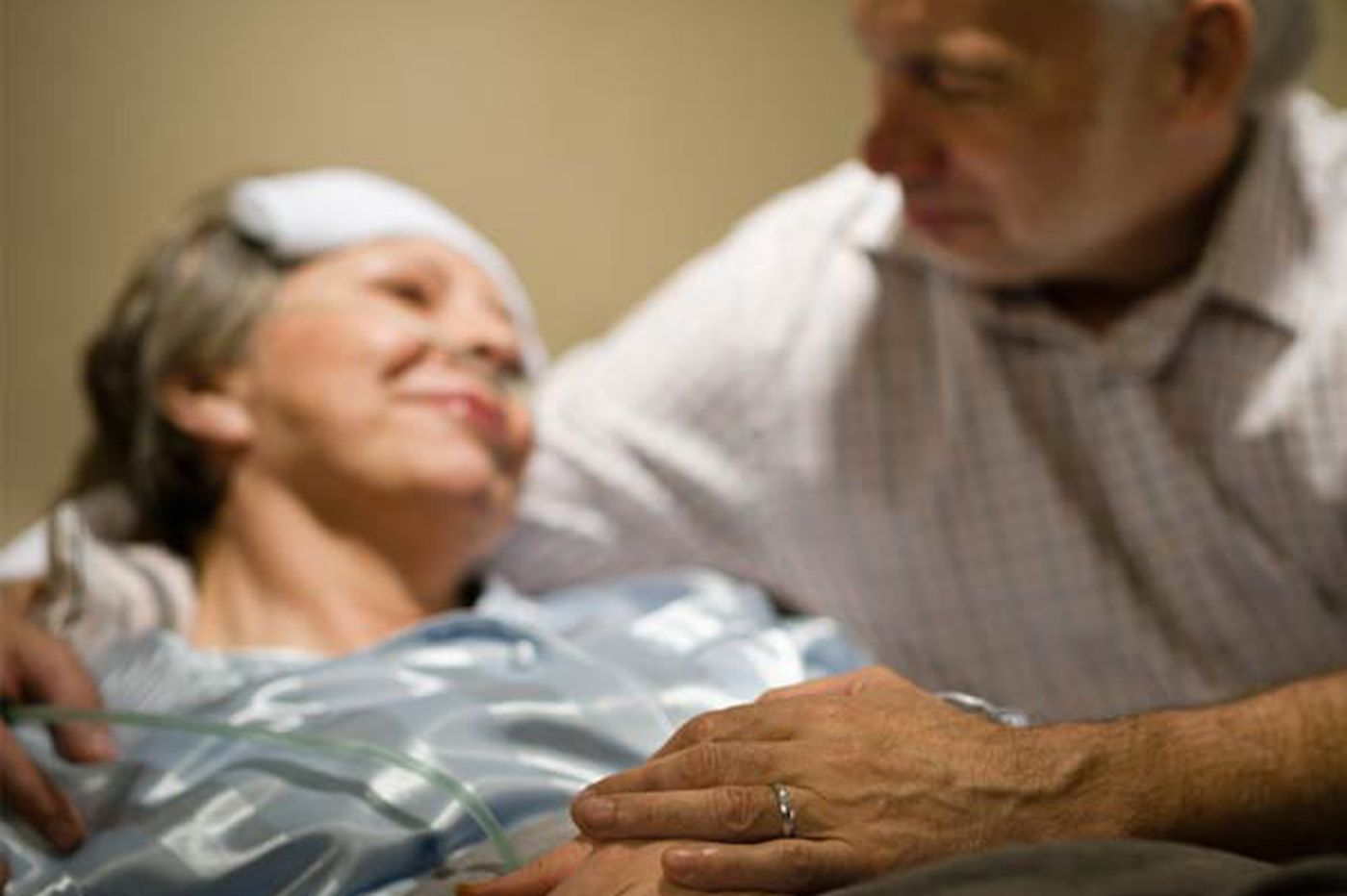 Dying wife wants to relocate, but he won't