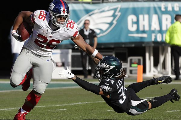 The Eagles defense kept it 'simple' after halftime and it paid off in win over Giants