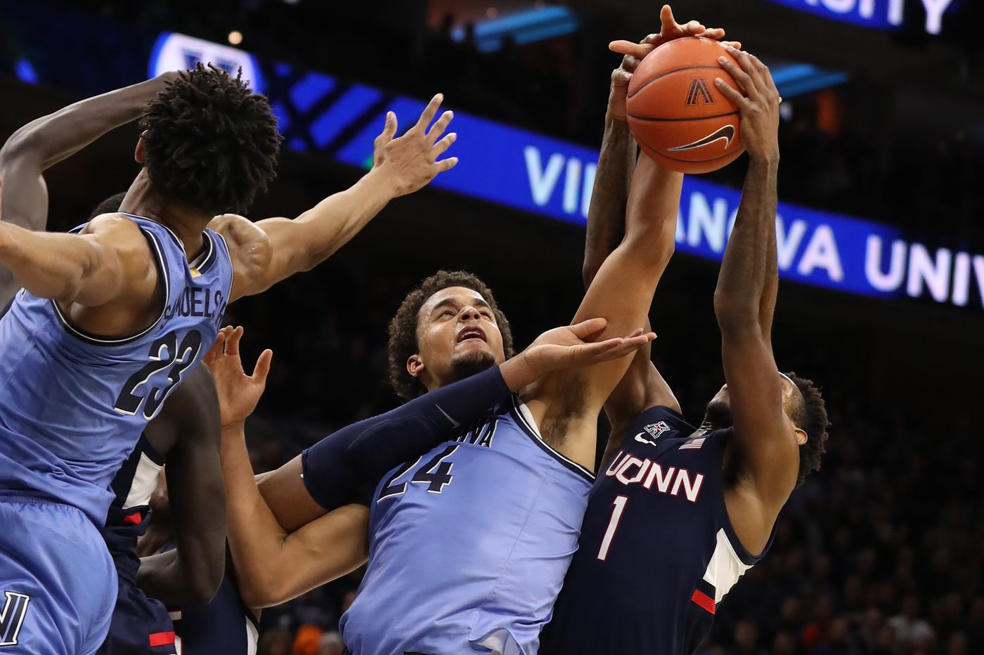 Villanova and UConn play a Big East game, officially or not | Mike Jensen