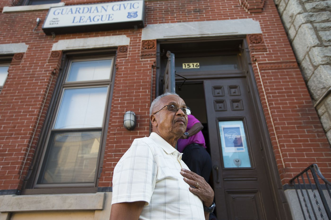 Donations welcome at a salute to Philly ex-sheriff — before he goes to prison