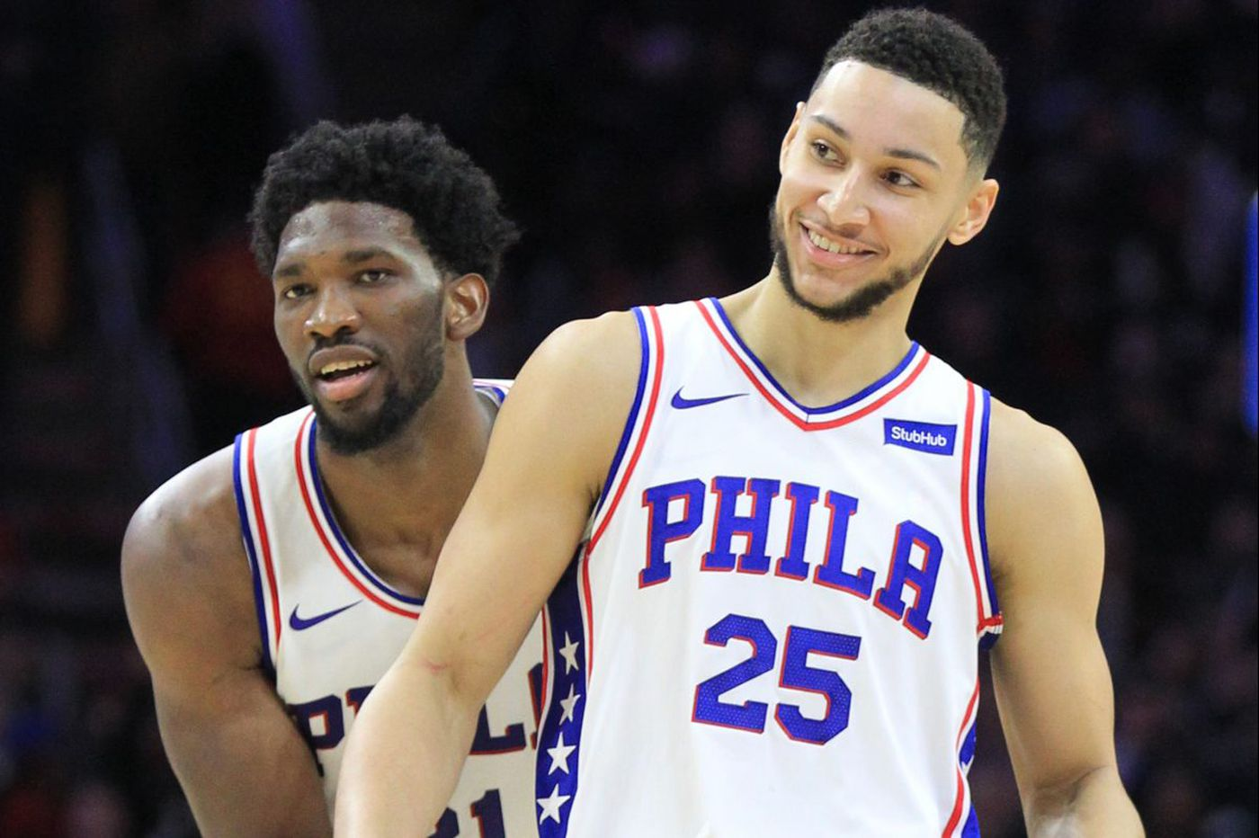 Sixers 108, Pistons 103: Joel Embiid vs. Andre Drummond fails to live up to hype