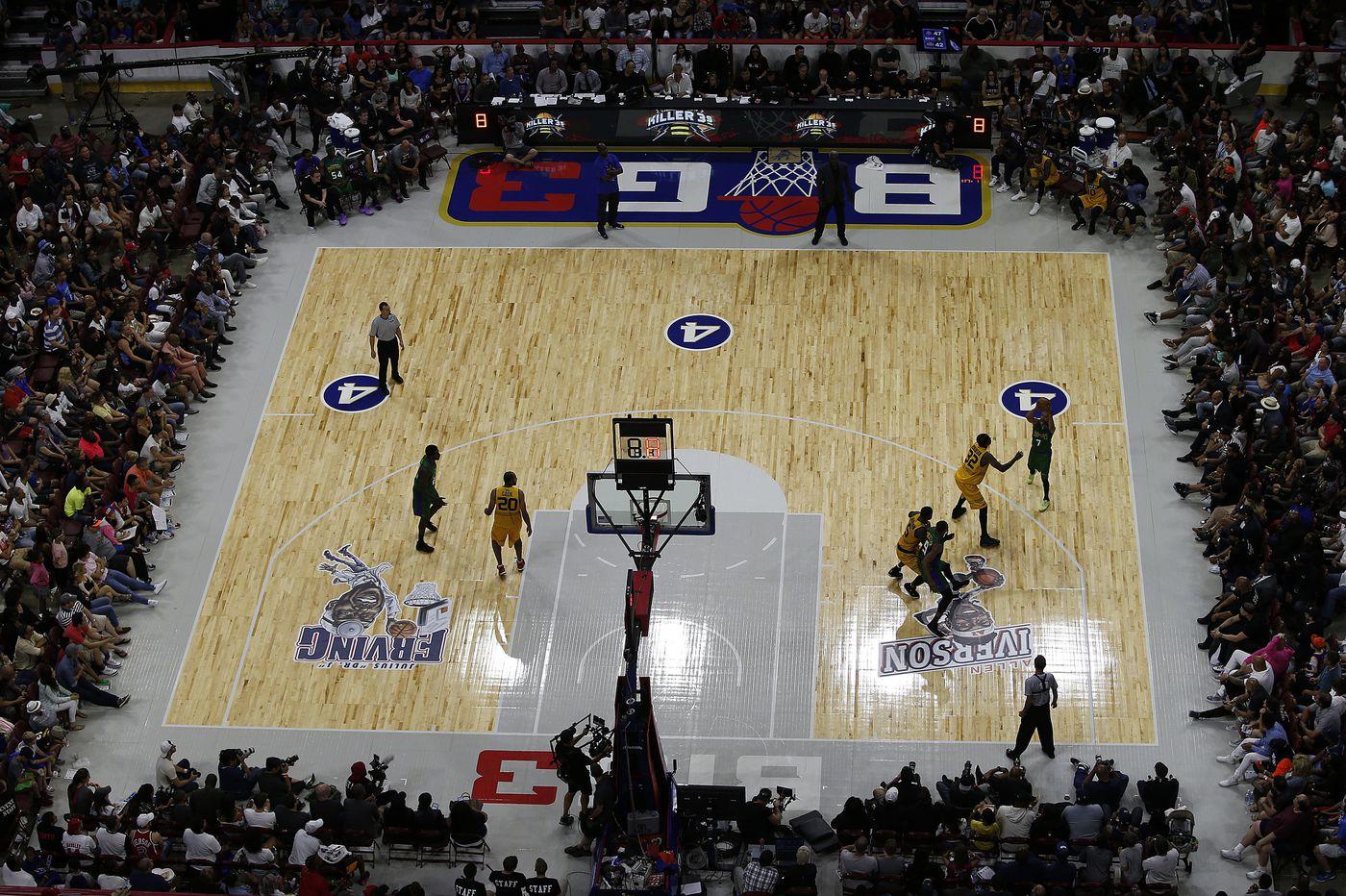 BIG3 basketball tour coming to Liacouras Center on June 30