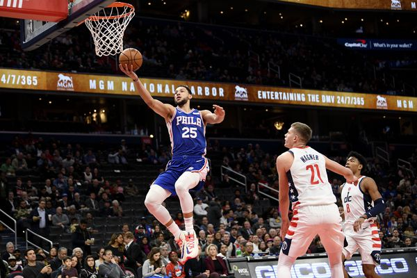 Takeaways from the Sixers loss at Washington: Stars' careless turnovers, flipping the switch off and on