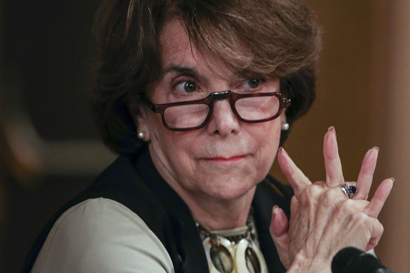 Ex-U.S. Rep. Marjorie Margolies: I didn't think I did anything illegal
