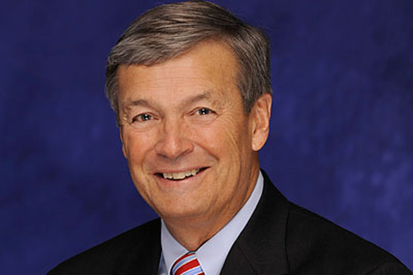 Jerry Clothier, Phillies vice president for business and finance