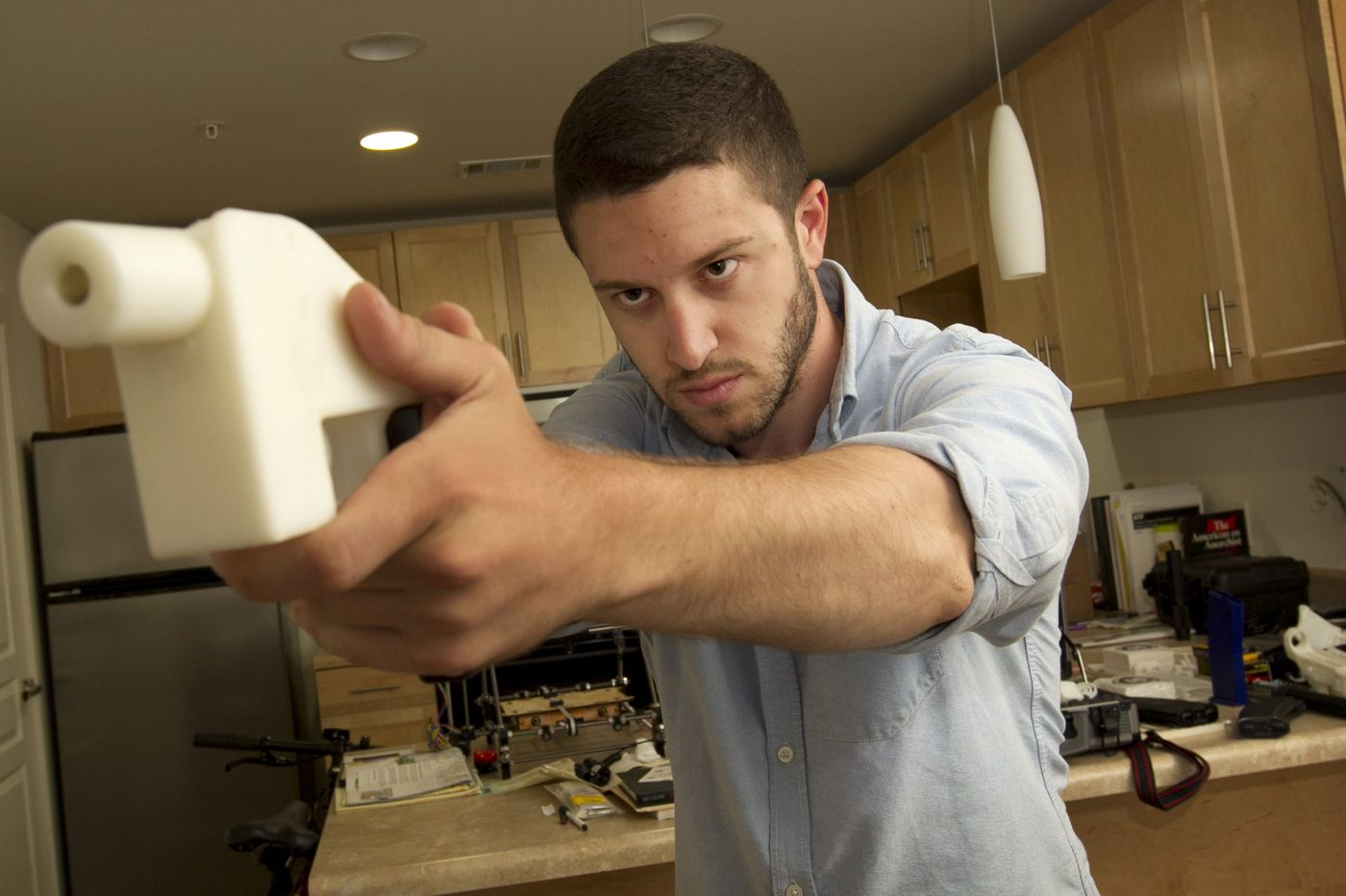 Cody Wilson, creator of 3D-printed gun designs, charged with sexual assault in Texas
