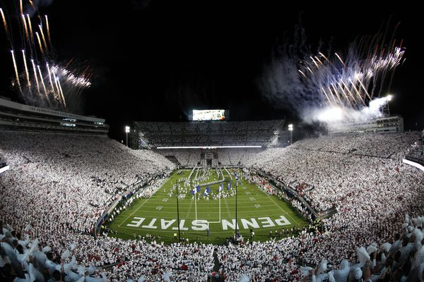 College football predictions: Penn State laying heavy points to Michigan; Temple visits SMU